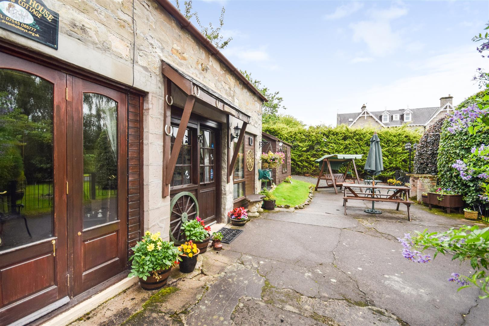 The Old Coach House, Knockard Road, Pitlochry, PH16 5QH, UK